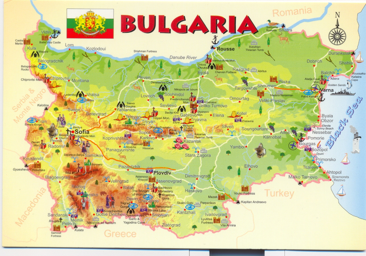 map of bulgaria sunny beach Party Travel Bulgaria Party Holiday Travel With Friends map of bulgaria sunny beach
