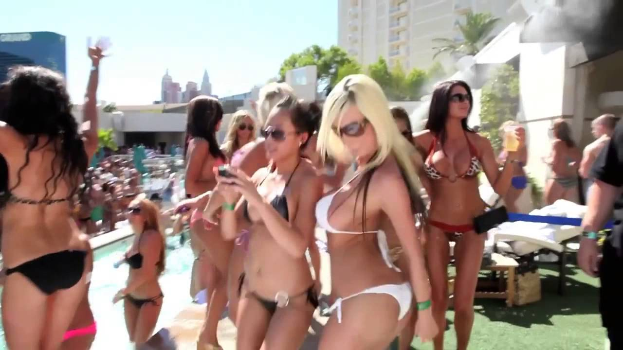 Party vacation in Las Vegas
