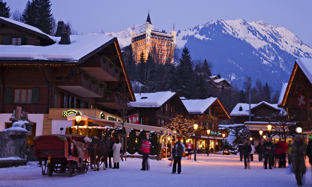 Gstaad, Switzerland