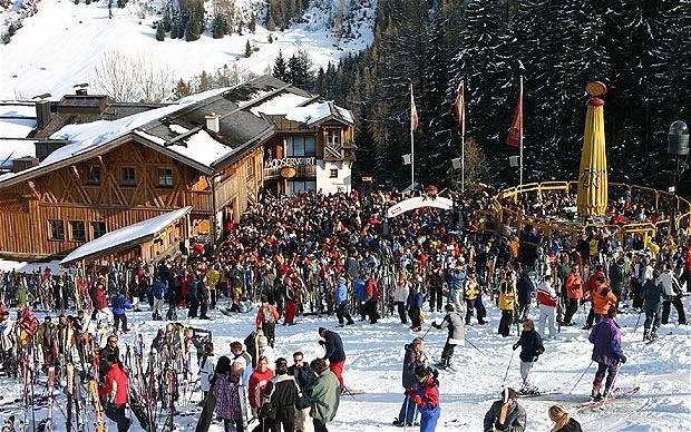 ski holiday in St. Anton