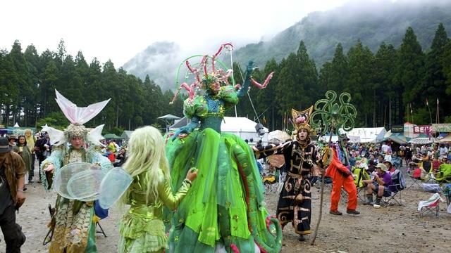 6 Fuji Rock Festival